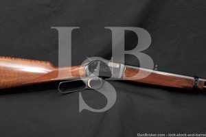 "Browning BL-22 BL22 Blue 20"" Lever Action .22 Short Long Rifle MFD 1974"