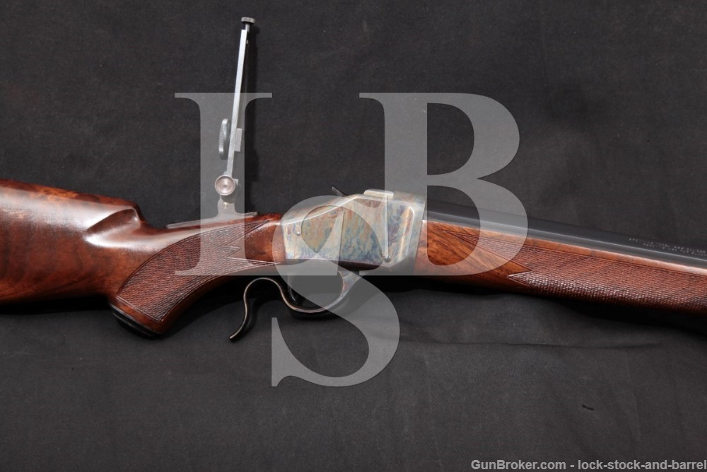 Browning Model 1885 BPCR Like Winchester High Wall .45-70 Gov't Rifle, 1997