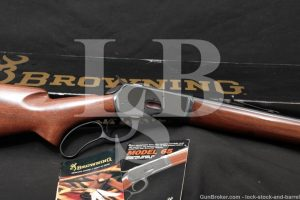 Browning Model 65 Grade I Like Winchester 1892 .218 Bee Lever Rifle, 1989