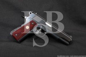 Colt MK IV Series 80 Government Enhanced 1911 .45 ACP Semi-Auto Pistol 1993