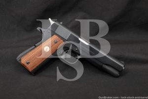 Colt Series '70 MK IV Government Model 1911 45 ACP Semi-Auto Pistol 1979-80