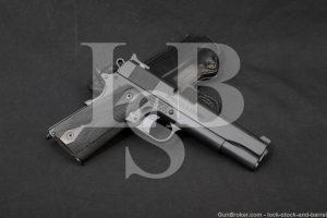 Custom Springfield Armory 1911-A1 Government Blue 45 ACP Semi Auto Pistol