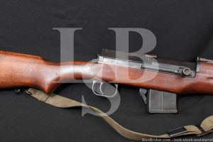Egyptian Rasheed 7.62x39 Semi Automatic Rifle Folding Bayonet C&R