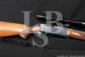 "FN Browning Model BAR Grade II 2 High Power Rifle .300 Win Mag 24"" 1968 C&R"