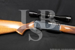 "FN Browning Model BAR Grade II 2 High Power Rifle 7mm Rem Mag 24"" 1970 C&R"