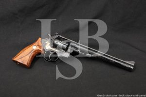 High Standard Crusader 50th Anniversary .44 Mag Double Action Revolver 1977