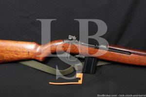 Inland Division M1 Carbine .30 Cal Semi Automatic Rifle MFD 1944 C&R