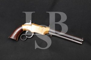"""New Haven Arms Co. 6"""" No. 1 .31 Cal. Volcanic Lever Action Target Pistol"""