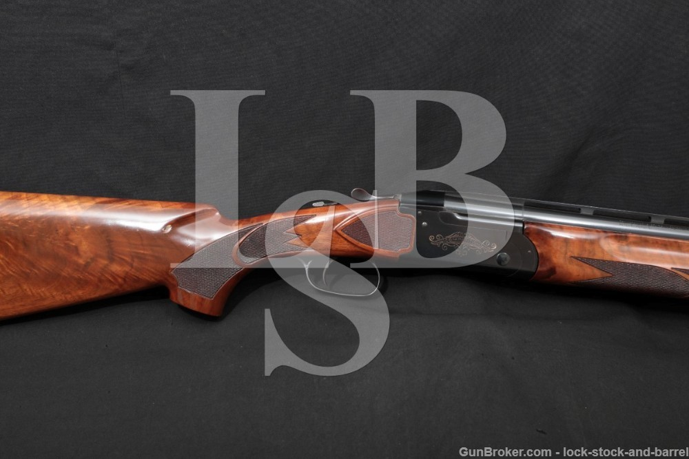 Remington Model 3200 Competition Skeet 12 GA 26″ Over Under Shotgun 1977