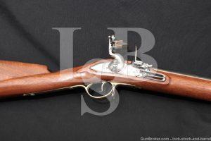 Repro Long Land Pattern Brown Bess .75 Cal Flintlock Musket, ATF Antique