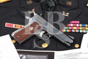 Rock Island Arsenal RIA M15 M-15 General Officer Pistol .45 ACP, MFD 1973