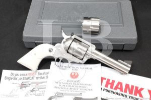 Ruger Blackhawk Convertible .45 LC & .45 ACP Single Action Revolver 2019