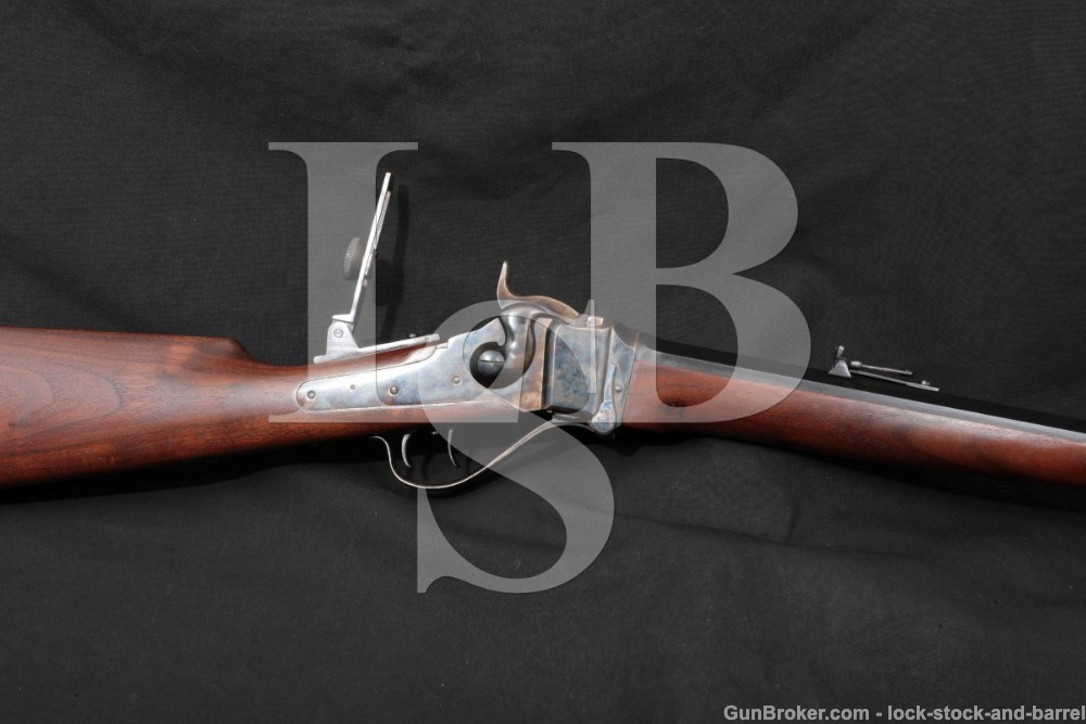 Shiloh Farmingdale NY Sharps 1874 Old Reliable .45-90 Single Shot Rifle