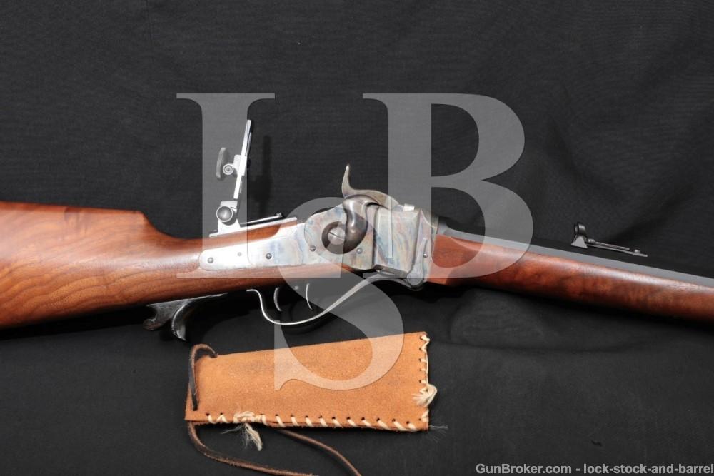 "Shiloh Sharps Model 1874 28"" .50-70 Gov't Single Shot Rifle, MFD 1991-2000s"