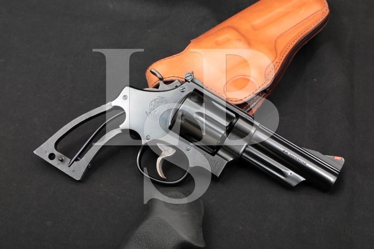 Smith & Wesson S&W Pre Model 29 .44 Magnum 4″ DA/SA Revolver 1956-1957 C&R