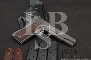 "Springfield Armory Model 1911-A1 Standard 1911 .45 ACP 5"" Semi-Auto Pistol"