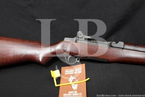 Springfield M1 Garand .30-06 Semi Automatic Rifle MFD 1954-55 C&R