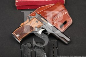 Star Bonifacio Model SI 32 ACP Single Action Semi-Automatic Pistol 1952 C&R