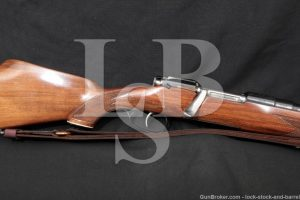 "Steyr Mannlicher Schoenauer 1956 MC 20"" .30-06 Bolt Action Rifle, 1959 C&R"