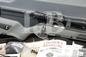 Steyr Scout Jeff Cooper Package .308 Bolt-Action Rifle 1998 1.75-6x32 Scope