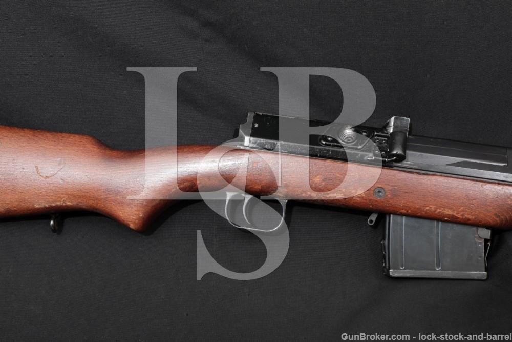Swedish Ljungman AG-42B AG42 6.5x55 Mag Fed Semi Automatic Rifle1943 C&R