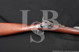 "U.S. Springfield Armory Model 1884 .45-70 Trapdoor Rifle, 32.5"" Antique"