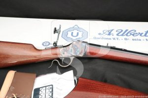 "Uberti Italy 1885 High Wall Repro 38-55 Win 30"" Lever Action Rifle MFD 2019"