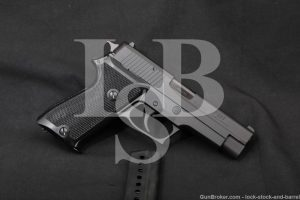 "West German Sig Sauer P220 .38 Super 4.4"" DA/SA Semi-Automatic Pistol 1988"