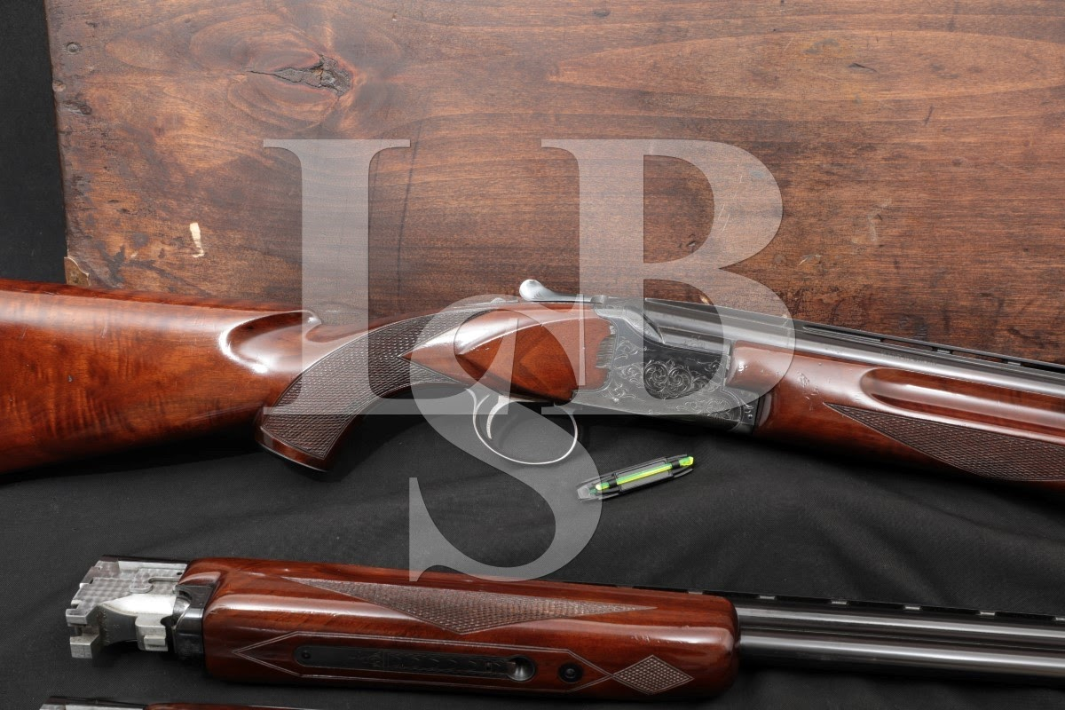 Winchester 101 Three Gauge Skeet Set 20 28 .410 28″ O/U Shotgun, 1974-1984