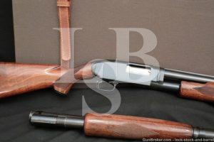 "Winchester 12 1912 M12 26"" IC 28"" WS-2 Two Barrel Set Pump Shotgun 1951 C&R"