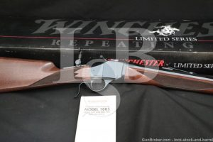 "Winchester 1885 Limited Series Traditional Hunter 45-70 Govt 28"" Rifle 2009"