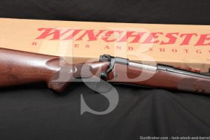 """Winchester Model 70 Belgian Proofed 24"""" .300 WSM Bolt Action Rifle, 1992"""