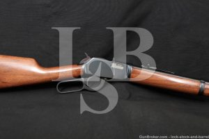 "Winchester Model 9422 .22 S, L, LR 20"" Blue Lever Action Rifle MFD 1974"