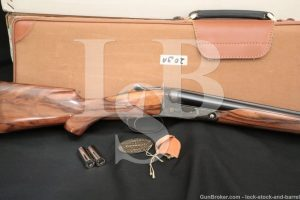 Winchester Parker Repro DHE Grade 20 GA SXS Side by Side Shotgun, 1984-89