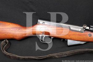 Yugoslavian SKS 1959 M59 Folding Bayonet 7.62x39 Semi-Auto Rifle, 1966 C&R