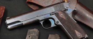 Colt 1911 Serial Number 173