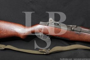 H&R M1 Garand Harrington & Richardson .30-06 Matching Semi Auto Rifle C&R