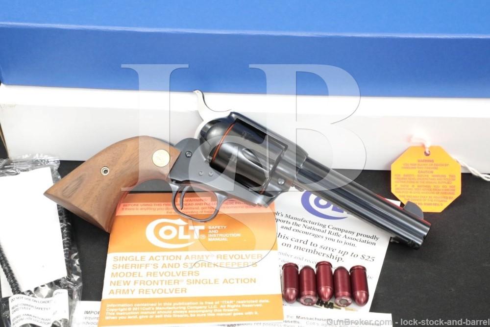 1/200 Talo Exclusive Colt Wiley Clapp Single Action Army .45 ACP Revolver