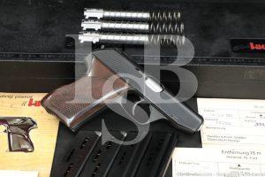 1st Year Heckler & Koch H&K HK4 HK-4 Multi-Caliber Semi-Auto Pistol, 1967