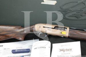 """Beretta A400 A-400 Xplor 28"""" Bronze & Blue 28 GA Semi-Auto Shotgun MFD 2019"""