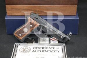 Beretta M9 M-9 SPEC0603A 30th Anniversary 9mm SA/DA Semi Auto Pistol, 2015