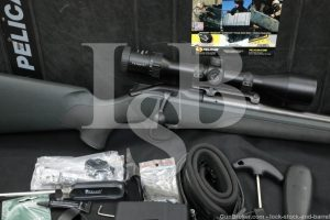 """Blaser Model R8 Professional Package Blue 25"""" 300 Win Mag Bolt Action Rifle"""