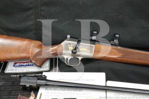 Blaser Model R84 R-84 Modular Bolt Action Rifle & Case, MFD 1988-1992