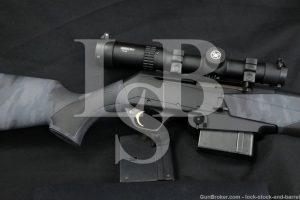"Browning Model BAR Mk 3 DBM ATACS LE .308 Win 18"" Semi-Auto Rifle 2017"