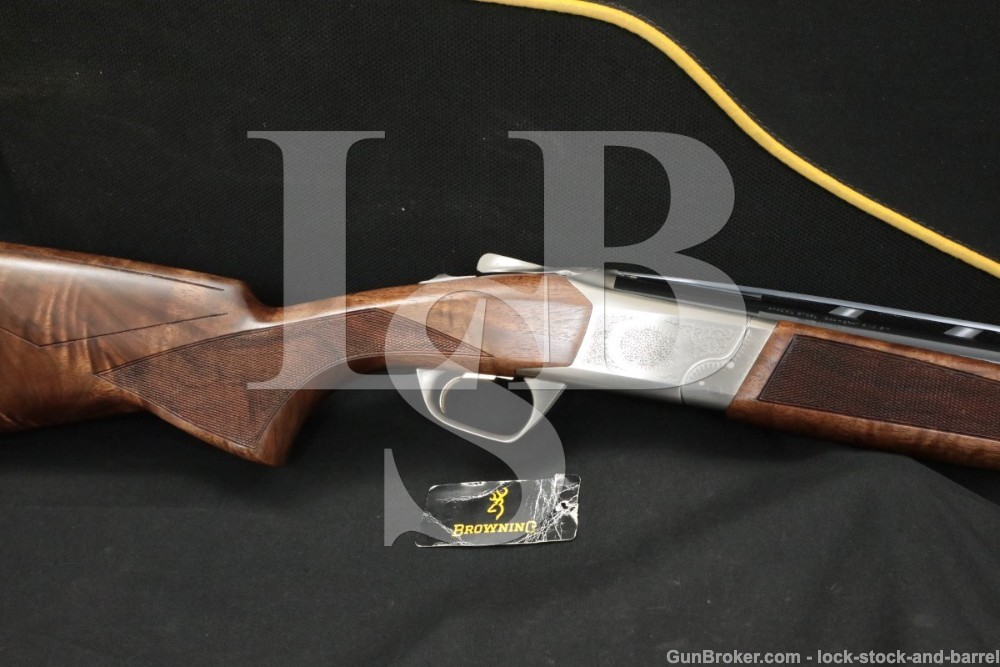 "Browning Model Cynergy Sporting 12 GA 30"" Over Under O/U Shotgun, MFD 2010"