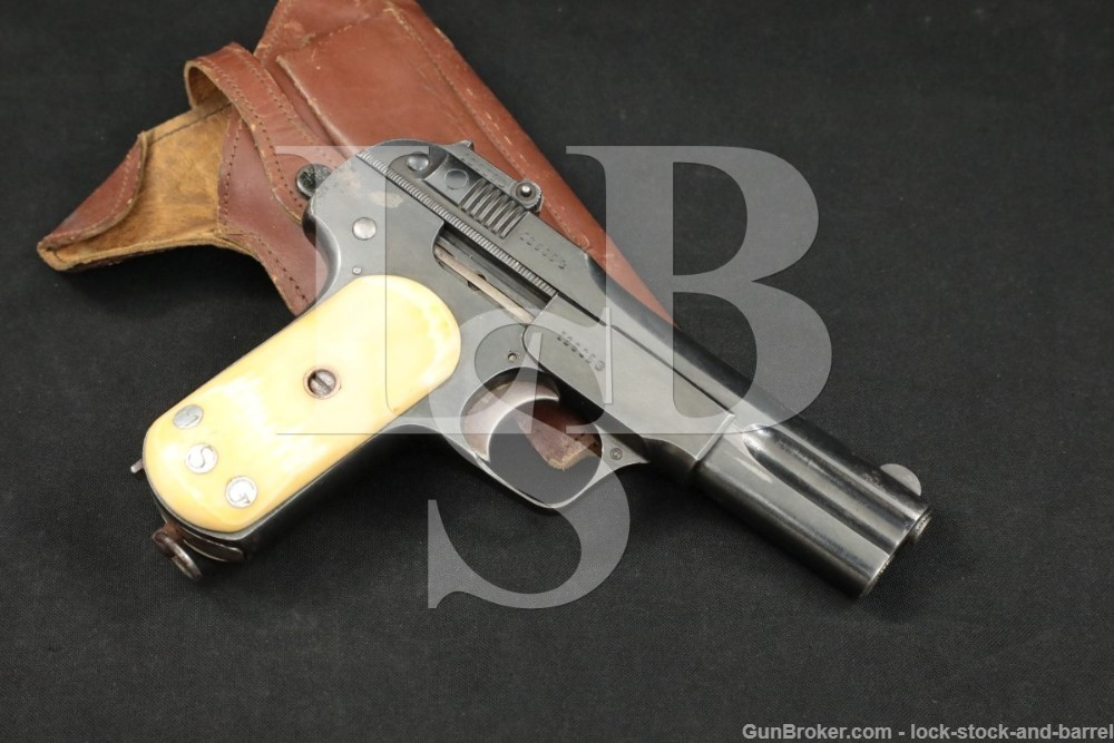 """Chinese FN Browning Model 1900 Copy 32 ACP 3 7/8"""" Semi-Automatic Pistol C&R"""