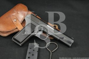 Chinese Factory 66 Type 54 7.65x25 Tokarev Semi-Automatic Pistol, 1963 C&R