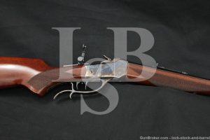 "Cimarron Uberti 1885 Low Wall Repro .44 WCF 30"" Single Shot Rifle, MFD 2015"