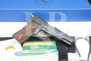 Colt MK IV Series 70 Government Model 01970A1CS .45 ACP Pistol 2013