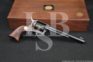 Colt NRA Centennial Commemorative SAA .357 Magnum Revolver, 1971 ATF C&R